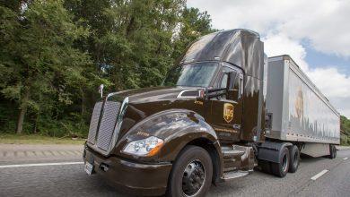camion autonom ups