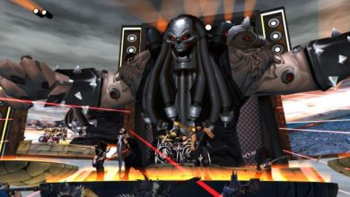 Photo of Korn va sustine un concert in jocul AdventureQuest 3D