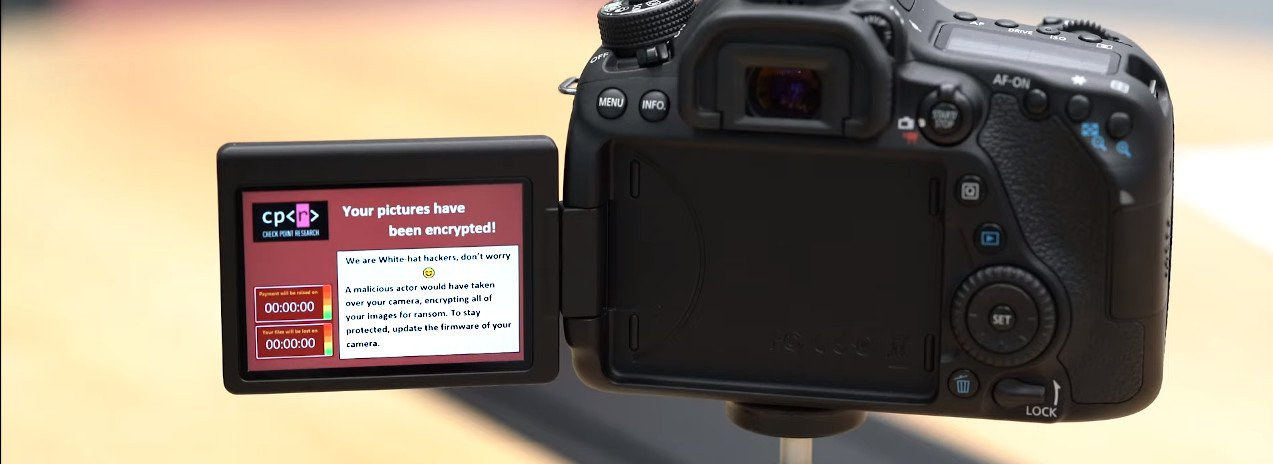 malware camera
