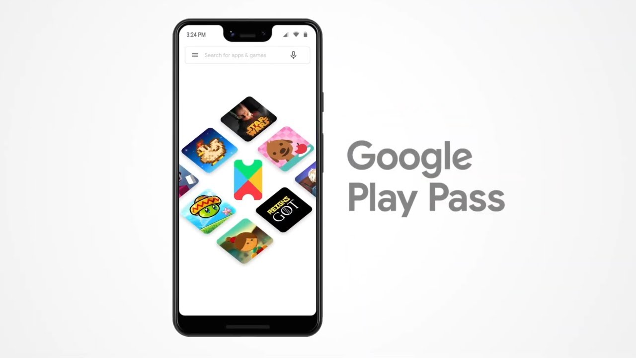Google Play Passs