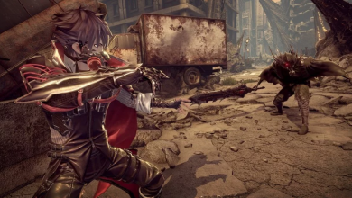 Photo of Code Vein poate fi platit in sange