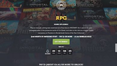 Photo of Humble RPG Bundle
