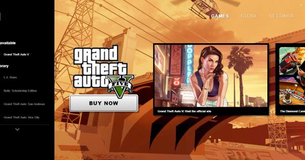 San Andreas Gratuit și un launcher nou de la Rockstar