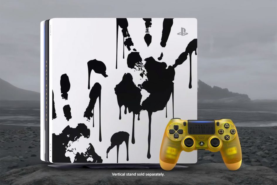 PlayStation 4 Death Stranding Limited Edition