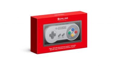 Photo of Controller-ul de SNES pentru Nintendo Switch e aici