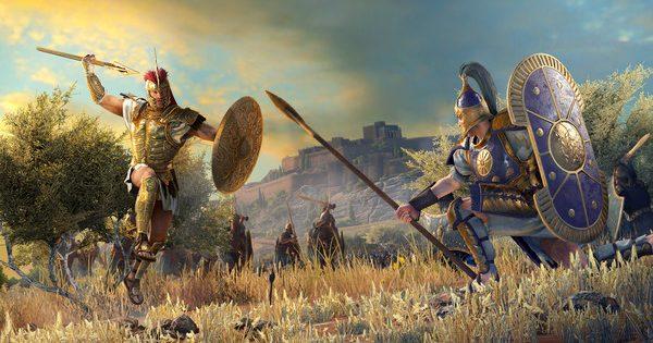 Total War Saga: Troy va fi gratuit la lansare pe EGS