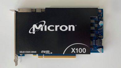 Photo of Micron pregătește un SSD Xpoint foarte rapid