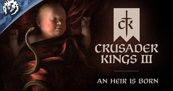Crusader Kings 3 apare la toamnă