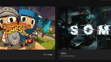 Photo of Jocuri gratuite noi pe Epic Store, iarăși