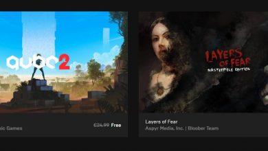 Photo of Încă două jocuri gratuite pe Epic Games Store
