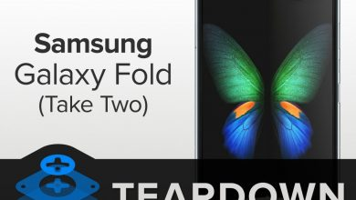 Photo of iFixit a publicat din nou ghidul pentru Samsung Galaxy Fold