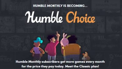 Photo of Humble Monthly Bundle se schimbă