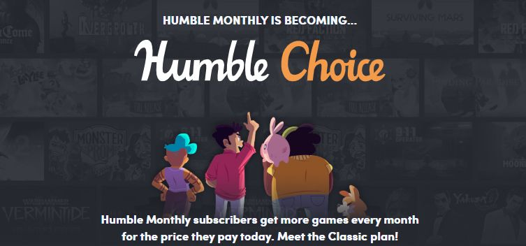humble choice