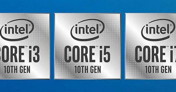 Un i5 10300H apare în Cinebench R20