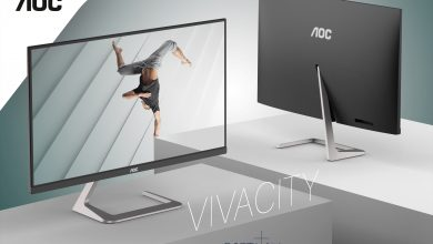 Photo of AOC Q27T1 este un monitor creat in colaborare cu studioul F.A. Porsche