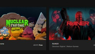 Photo of Nuclear Throne și Ruiner gratuite pe Epic Games Store