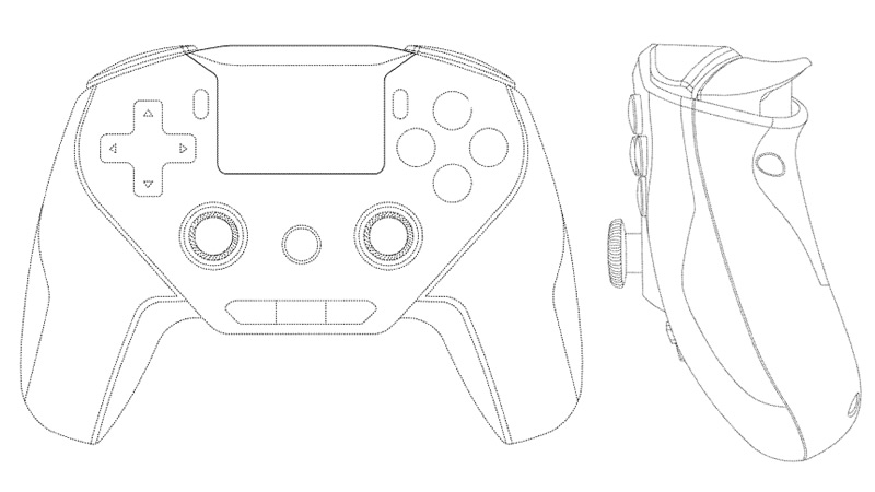 Intel gamepad
