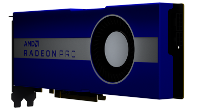 Photo of AMD Radeon Pro W5700 este primul GPU profesional pe 7nm din lume