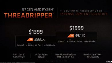 Photo of AMD anunță seria Threadripper 3000