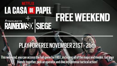 Photo of Rainbow Six Siege are un nou week-end gratuit