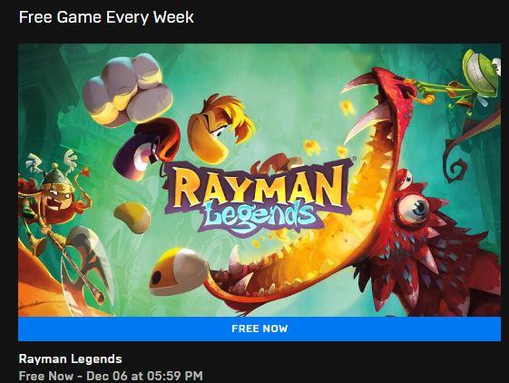 rayman man