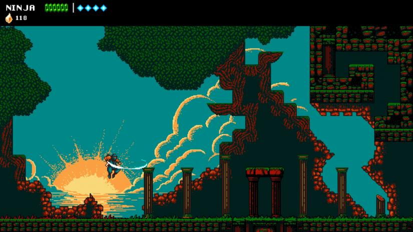 The Messenger Epic Games Store Free