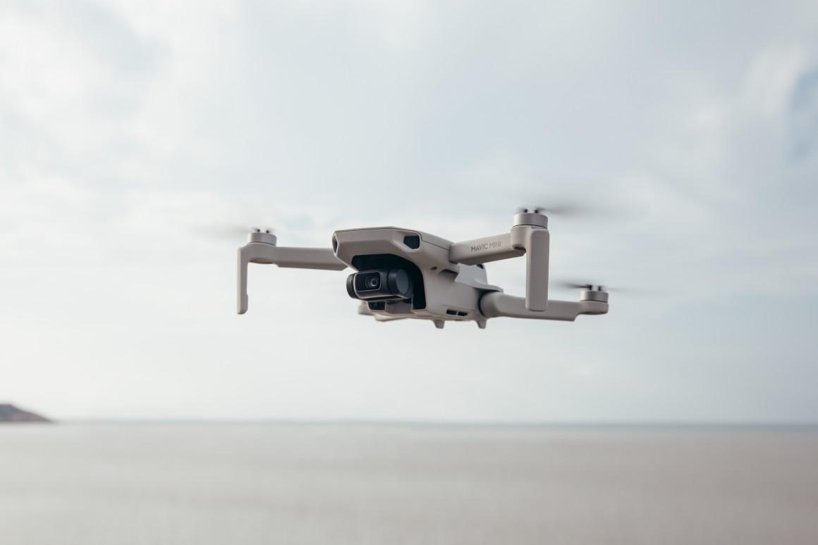 DJI, compania chinezeasca producatoare de drone