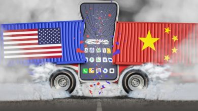 China vs USA Tech Donald Trump Tencent