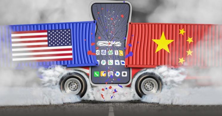 China vs USA Tech Donald Trump Tencent