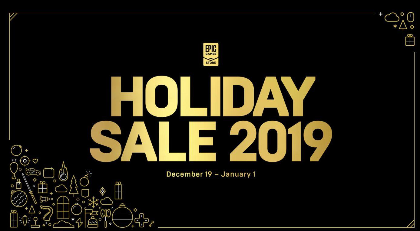 epic sale 2019