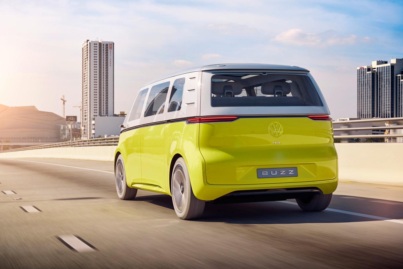 Volkswagen ID Buzz Shuttle