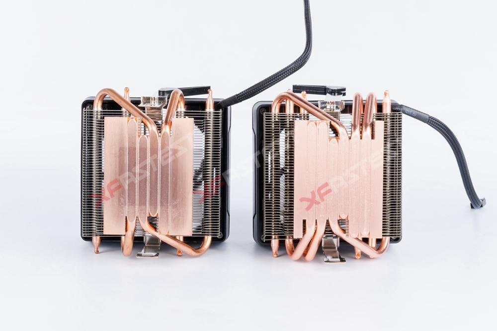 AMD Wraith Fake Comparison