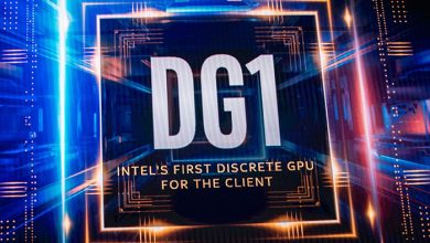 Photo of A sosit placa video Intel