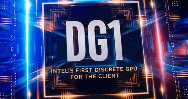 Intel DG1 este mai puternica decat un PlayStation 4