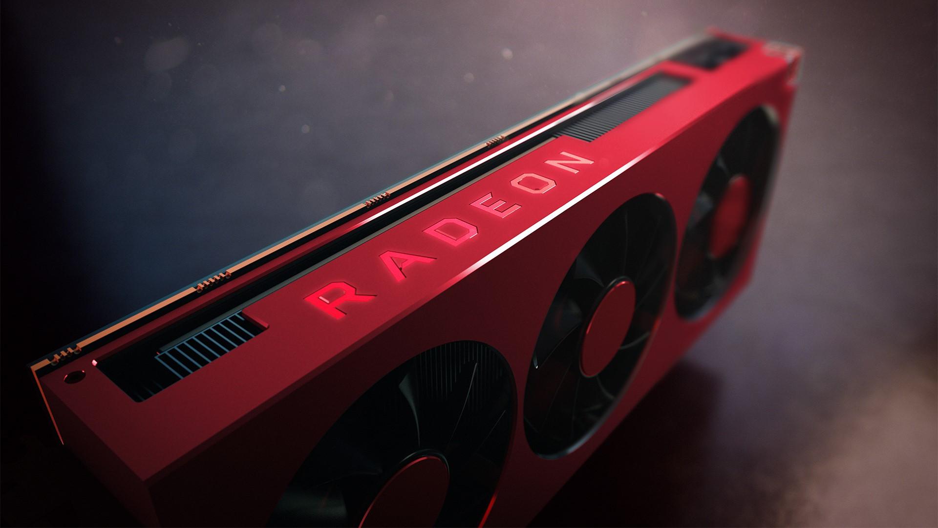 AMD Radeon NVIDIA Killer