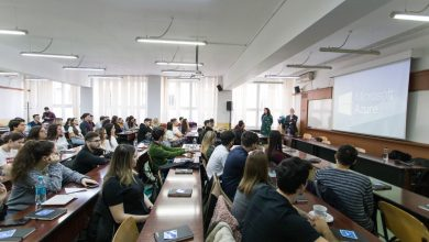 Photo of Primul laborator dotat cu inteligență artificială, deschis la Academia de Studii Economice din București, cu sprijinul Microsoft