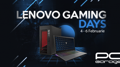 Lenovo Gaming Days PC Garage