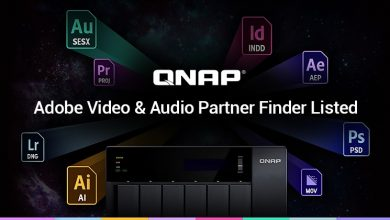 QNAP Adobe Partner