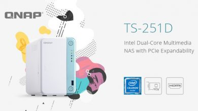 Photo of QNAP TS-251D este un nou model de NAS mic dar versatil