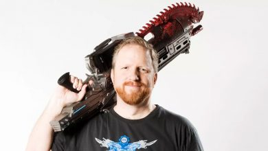 Rod Fergusson, Gears 5, Microsoft, The Coalition
