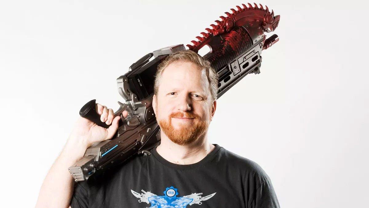 Rod Fergusson, Gears 5, Microsoft, The Coalition