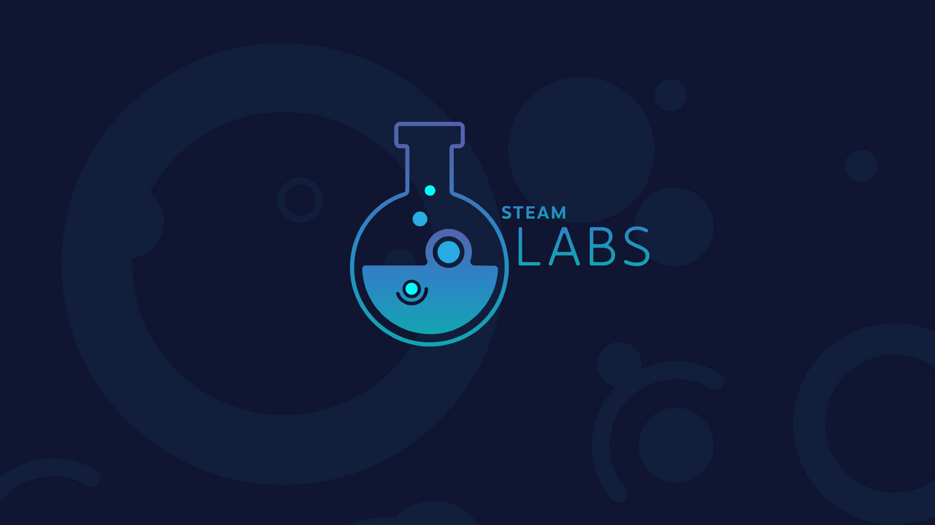 Steam Labs Feature Logo