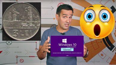 Photo of Windows 10 la 30 de lei! Cum este posibil?