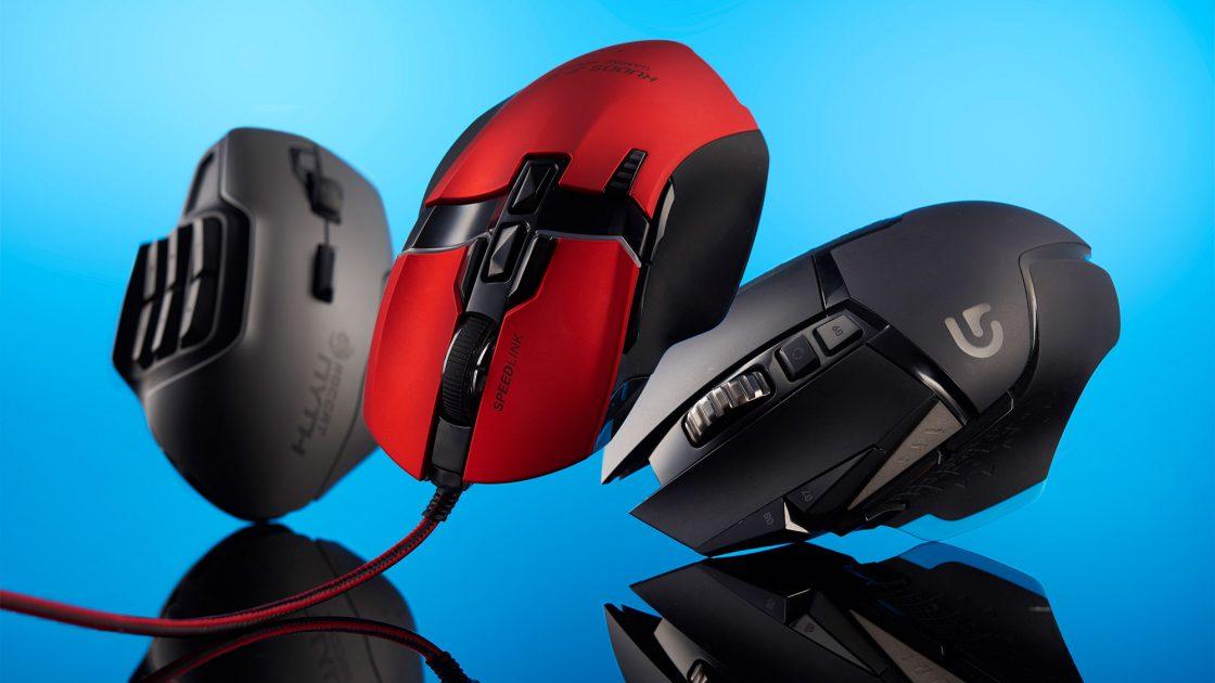 Mouse de gaming eSports