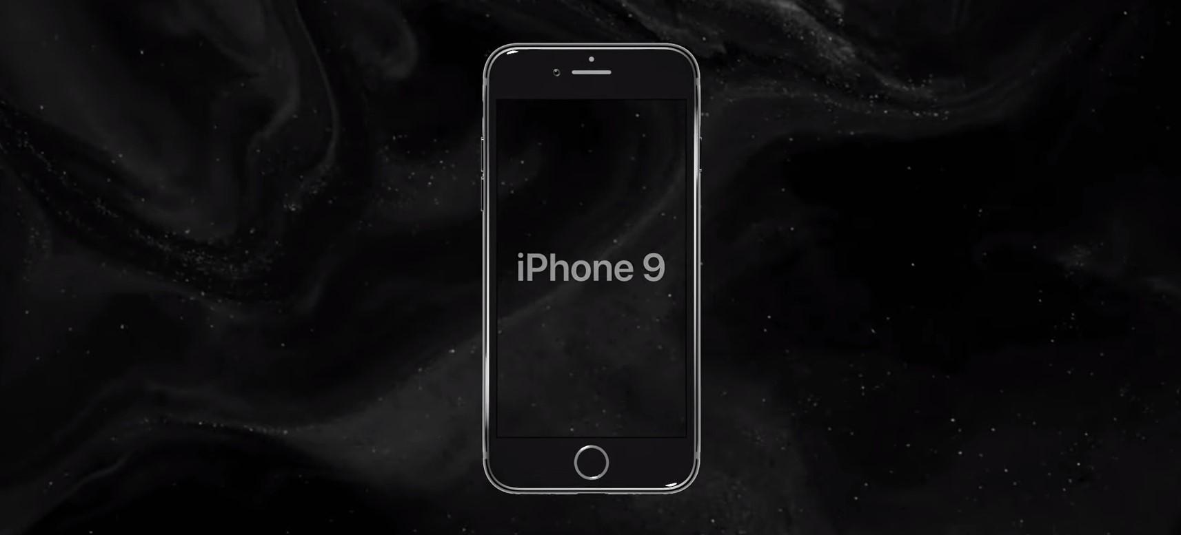 iPhone 9 iPhone SE 2 Telefon Ieftin de la Apple