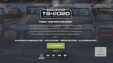 Photo of Humble Train Simulator 2020 Bundle