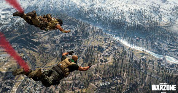 Call of Duty Modern Warfare Warzone Feature