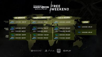 Photo of Ghost Recon Breakpoint este gratuit în week-end