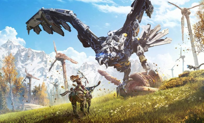 Horizon Zero Dawn PC Feature