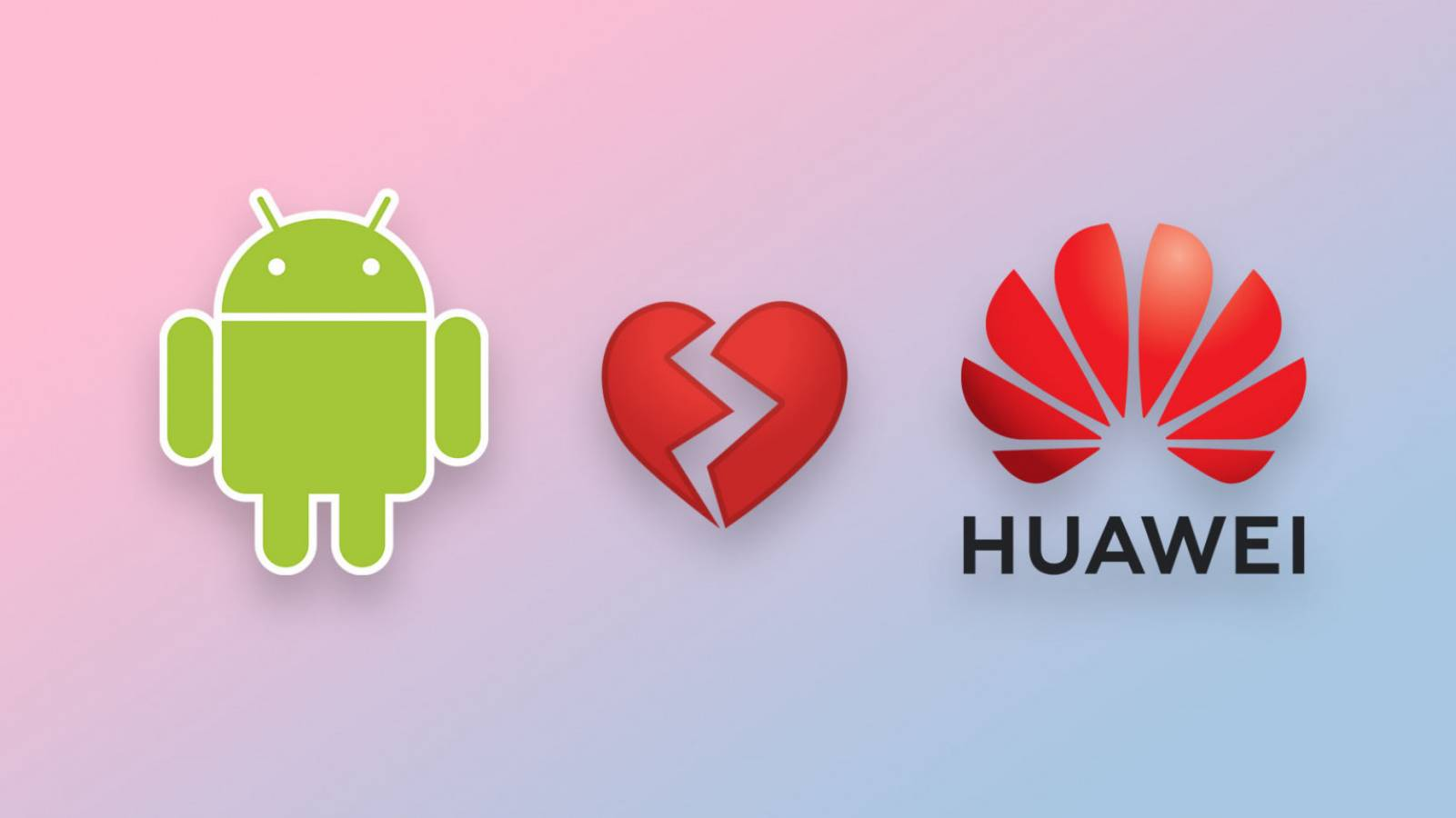 Google Android x Huawei